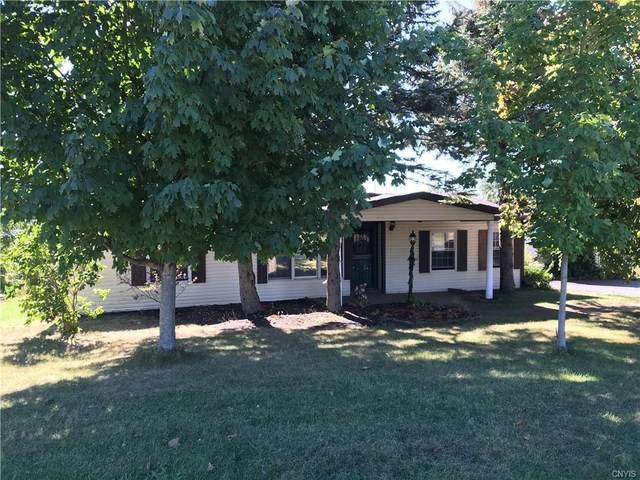 2694 Humphrey Road, Cape Vincent, NY 13618 (MLS #S1368046) :: BridgeView Real Estate