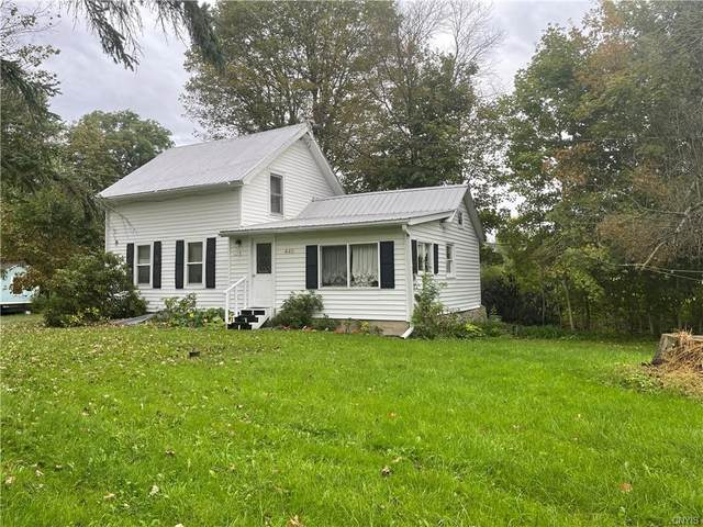 448 Canning Factory Road, Richland, NY 13142 (MLS #S1368063) :: BridgeView Real Estate