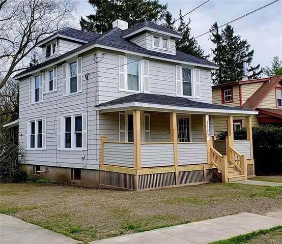 1003 Westmoreland Avenue, Syracuse, NY 13210 (MLS #S1368078) :: Robert PiazzaPalotto Sold Team