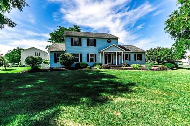 109 Watchtower Lane, Geddes, NY 13219 (MLS #S1368088) :: TLC Real Estate LLC