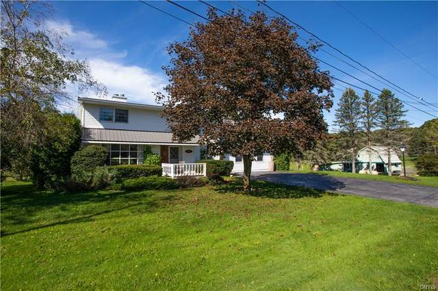 611 Babcock Road, Tully, NY 13159 (MLS #S1368093) :: BridgeView Real Estate