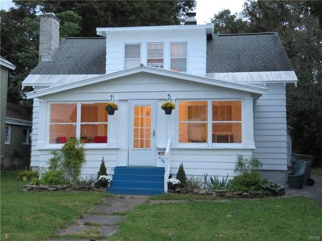 606 Union Street, Rome-Inside, NY 13440 (MLS #S1368103) :: BridgeView Real Estate