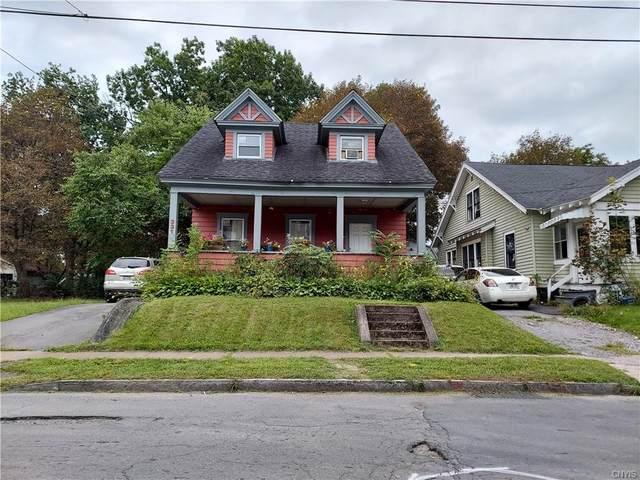 331 W Ostrander Avenue, Syracuse, NY 13205 (MLS #S1368108) :: BridgeView Real Estate