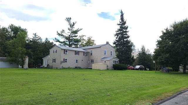 350 E Seneca Street, Sherrill, NY 13461 (MLS #S1368146) :: BridgeView Real Estate