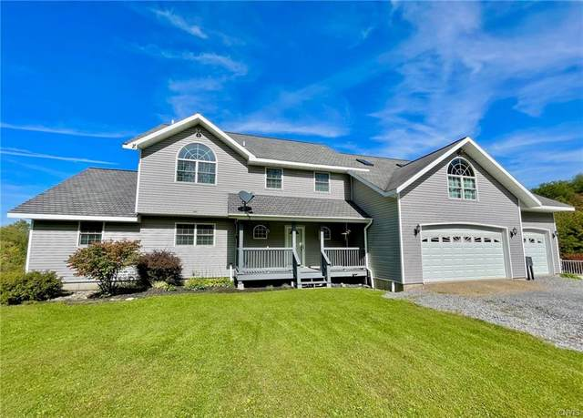210 Yellow Barn Road, Dryden, NY 13068 (MLS #S1368182) :: Serota Real Estate LLC