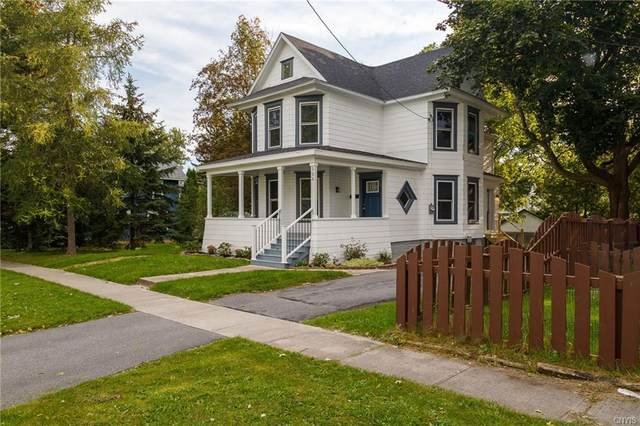 206 Michigan Avenue, Watertown-City, NY 13601 (MLS #S1368196) :: Thousand Islands Realty