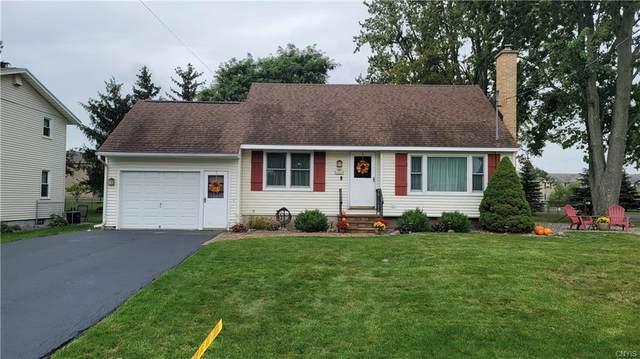 117 Patricia Drive, Salina, NY 13212 (MLS #S1368219) :: BridgeView Real Estate
