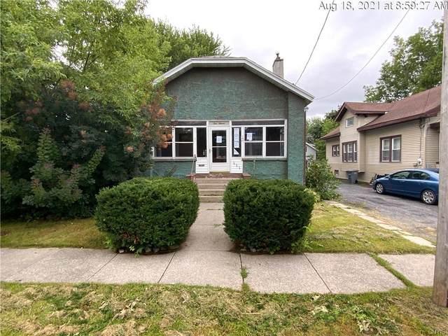 111 S Pearl Avenue, Watertown-City, NY 13601 (MLS #S1368242) :: TLC Real Estate LLC
