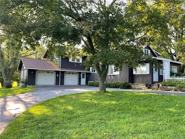 93 Pleasant Valley Road, Groton, NY 13073 (MLS #S1368252) :: Serota Real Estate LLC