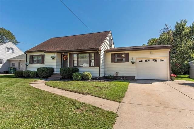 138 Forrest Street, Deerfield, NY 13502 (MLS #S1368259) :: BridgeView Real Estate