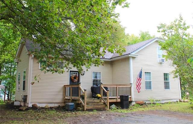 8117 Lawton Road, Clay, NY 13041 (MLS #S1368320) :: BridgeView Real Estate