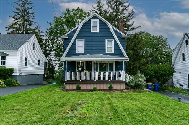 116 Patterson Avenue, Camillus, NY 13219 (MLS #S1368372) :: BridgeView Real Estate