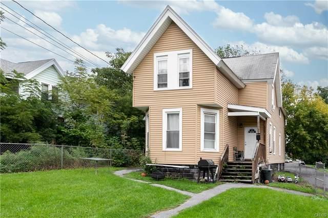 100 Herkimer Street, Syracuse, NY 13204 (MLS #S1368385) :: Serota Real Estate LLC