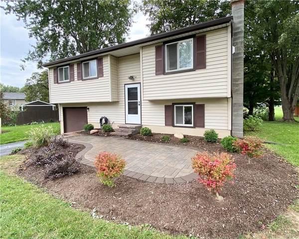 8019 Latina Drive, Clay, NY 13041 (MLS #S1368406) :: BridgeView Real Estate