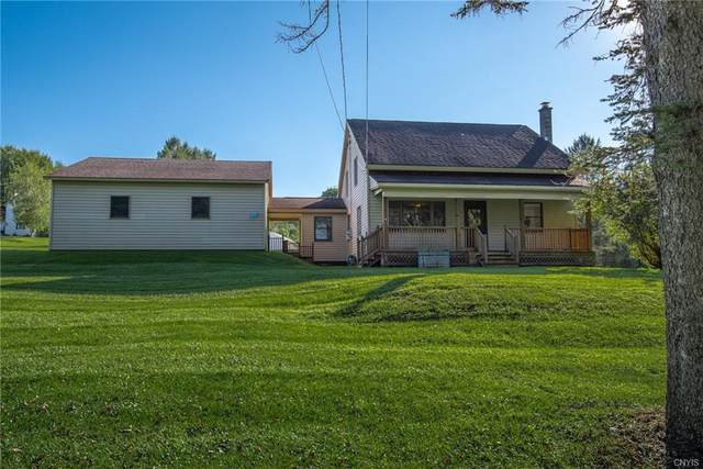 190 Fiddlers Green Road, Plainfield, NY 13491 (MLS #S1368417) :: Serota Real Estate LLC