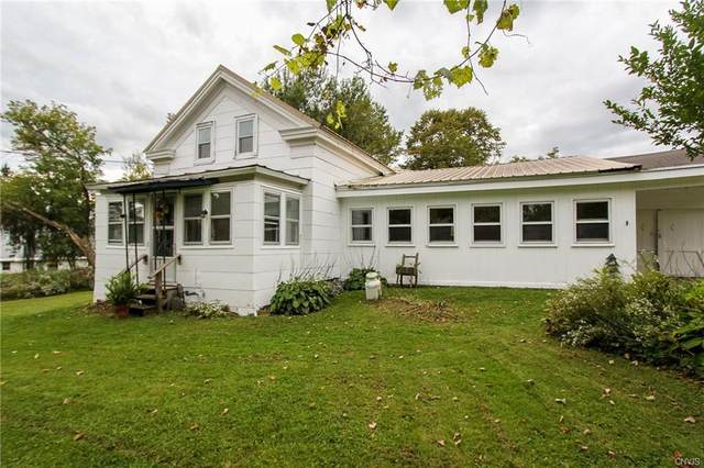 9491 N Steuben Road, Steuben, NY 13438 (MLS #S1368511) :: BridgeView Real Estate