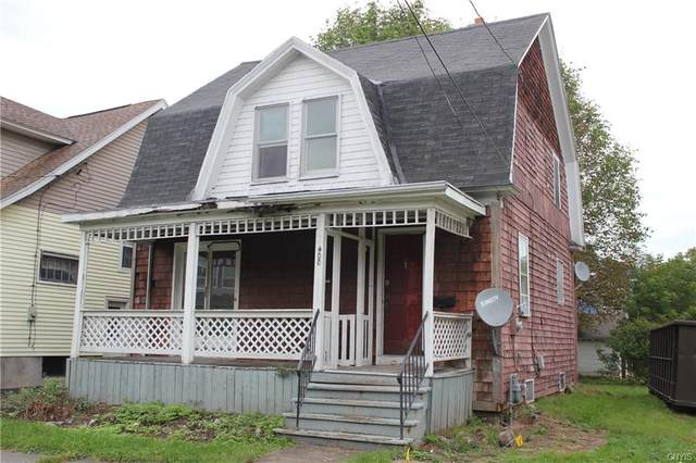 400 Helen St & Rugby Road, Syracuse, NY 13203 (MLS #S1368588) :: BridgeView Real Estate