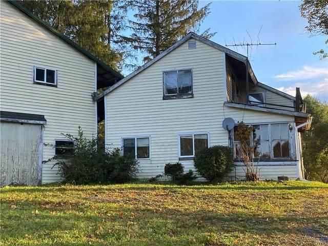 9793 Bethel Road, Steuben, NY 13438 (MLS #S1368590) :: BridgeView Real Estate