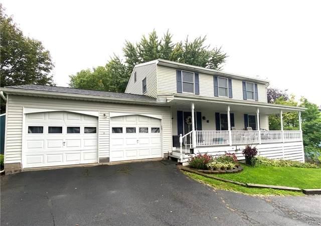 82 Staglen Drive, Henrietta, NY 14467 (MLS #S1368627) :: Lore Real Estate Services
