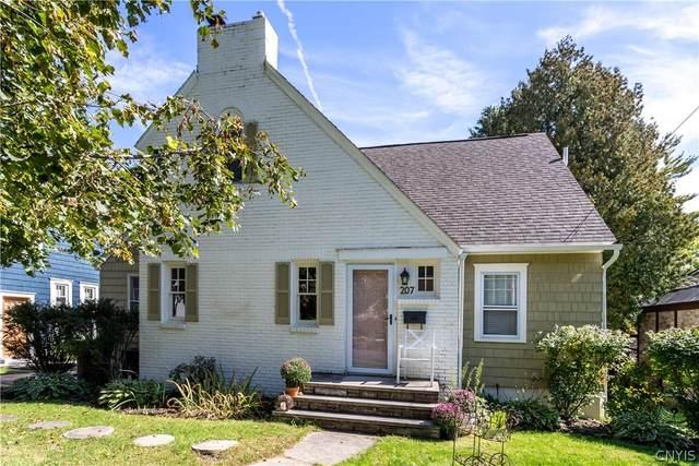 207 Ambergate Road, Dewitt, NY 13214 (MLS #S1368726) :: MyTown Realty