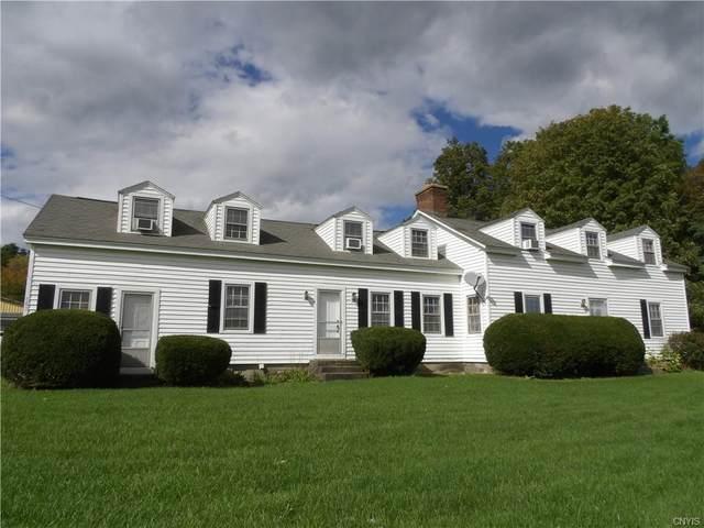 863 State Route 222, Cortlandville, NY 13045 (MLS #S1368752) :: Serota Real Estate LLC