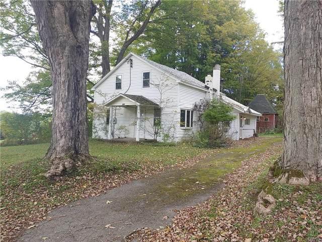 7641 Gorton Lake Road Ns, Sangerfield, NY 13480 (MLS #S1368791) :: Serota Real Estate LLC