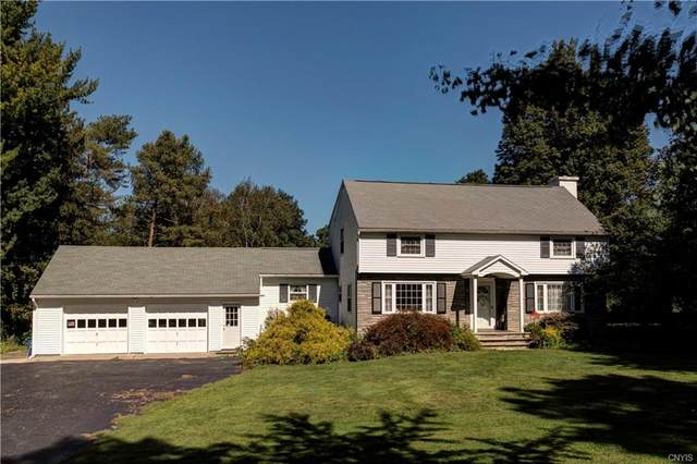 3189 Howlett Hill Road, Onondaga, NY 13031 (MLS #S1368826) :: Serota Real Estate LLC
