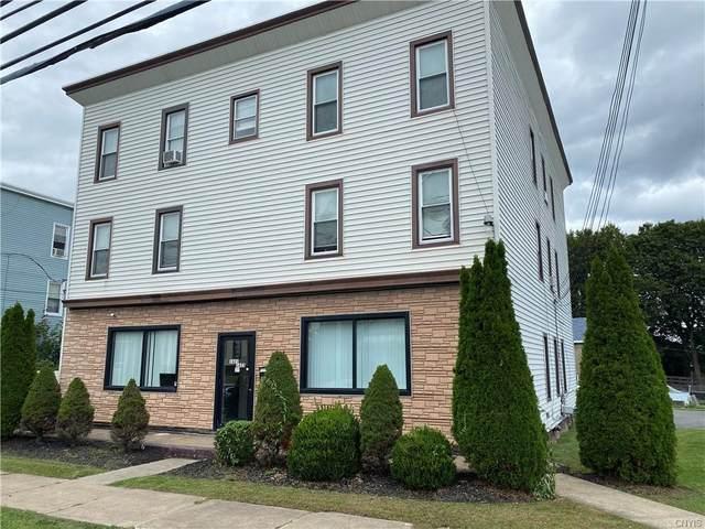 1621 Bleecker Street, Utica, NY 13501 (MLS #S1368867) :: Robert PiazzaPalotto Sold Team