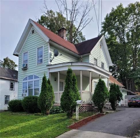 1215 Whitesboro Street, Utica, NY 13502 (MLS #S1368872) :: Robert PiazzaPalotto Sold Team