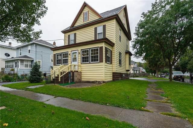 511 N Center Street, Dewitt, NY 13057 (MLS #S1369014) :: Robert PiazzaPalotto Sold Team