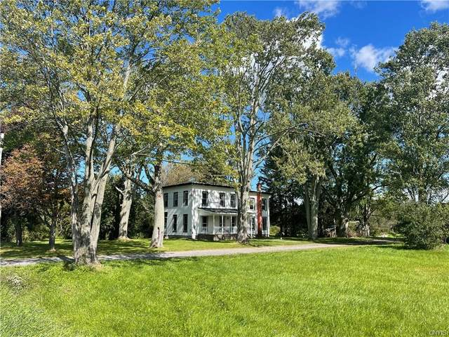 4866 State Route 31, Vernon, NY 13476 (MLS #S1369103) :: BridgeView Real Estate