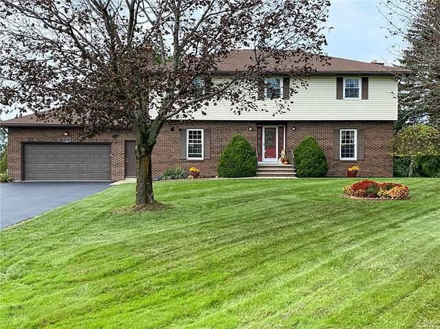 111 Hampton Road, Frankfort, NY 13340 (MLS #S1369362) :: Serota Real Estate LLC