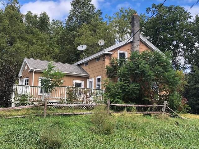 70 Old Peruville Road, Groton, NY 13073 (MLS #S1369384) :: Serota Real Estate LLC