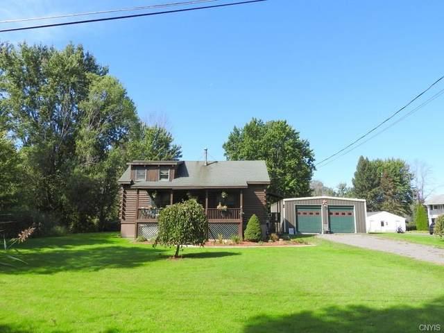 8911 Ladd Drive, Sullivan, NY 13030 (MLS #S1369479) :: Serota Real Estate LLC