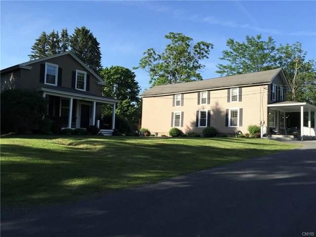 857 Crow Hill Road, Skaneateles, NY 13152 (MLS #S1369660) :: Serota Real Estate LLC