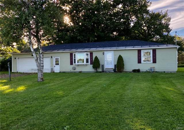 4395 State Route 26, Vernon, NY 13476 (MLS #S1369753) :: BridgeView Real Estate