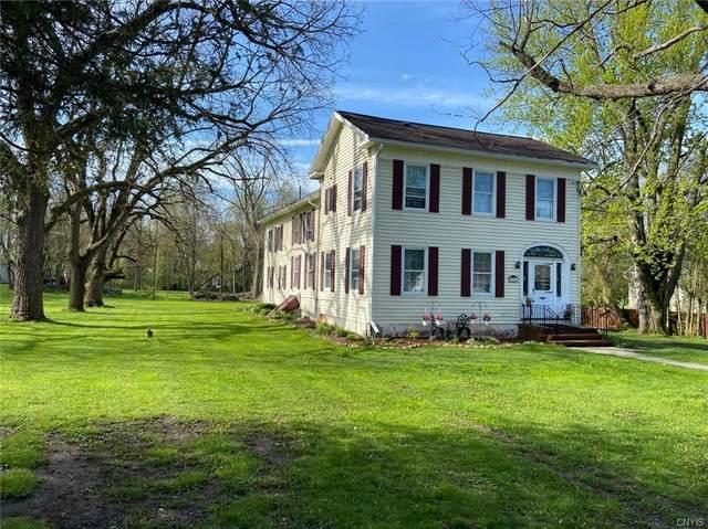 1856 Poplar Ridge Road, Venice, NY 13147 (MLS #S1369815) :: Serota Real Estate LLC