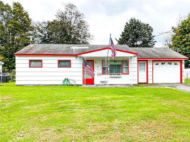 16 Walnut Drive, Whitestown, NY 13492 (MLS #S1369941) :: Serota Real Estate LLC