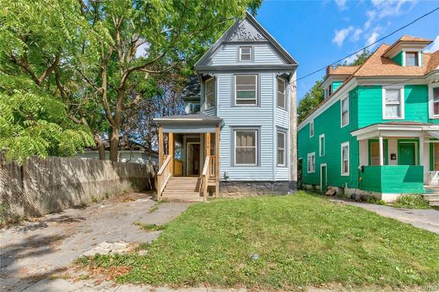258 Rockland Avenue, Syracuse, NY 13207 (MLS #S1369999) :: Serota Real Estate LLC