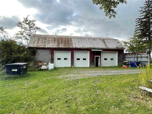 575 W Groton Road, Groton, NY 13073 (MLS #S1370044) :: Serota Real Estate LLC
