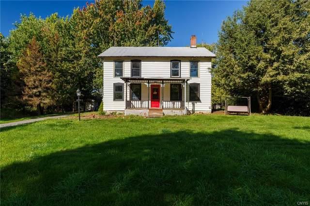 26145 Perch Lake Road, Brownville, NY 13601 (MLS #S1370077) :: Serota Real Estate LLC