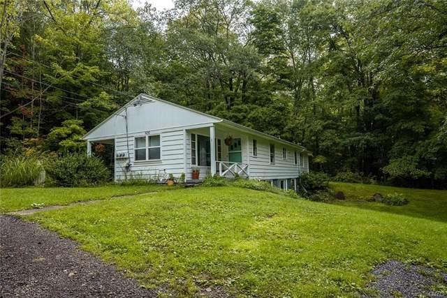 1692 Slaterville Road, Dryden, NY 14850 (MLS #S1370105) :: Serota Real Estate LLC