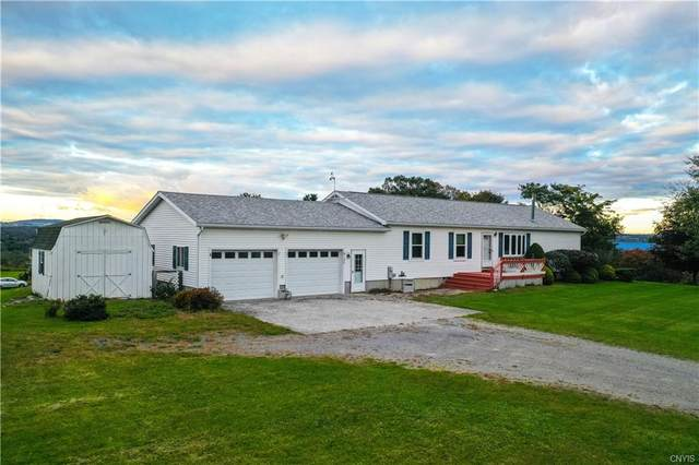 132 Mckensy Place, German Flatts, NY 13407 (MLS #S1370300) :: Serota Real Estate LLC