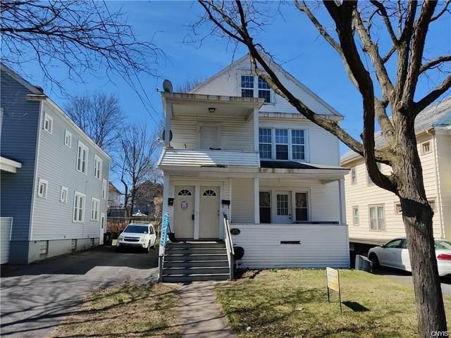 206 Hubbell Avenue #8, Syracuse, NY 13207 (MLS #S1370308) :: Serota Real Estate LLC