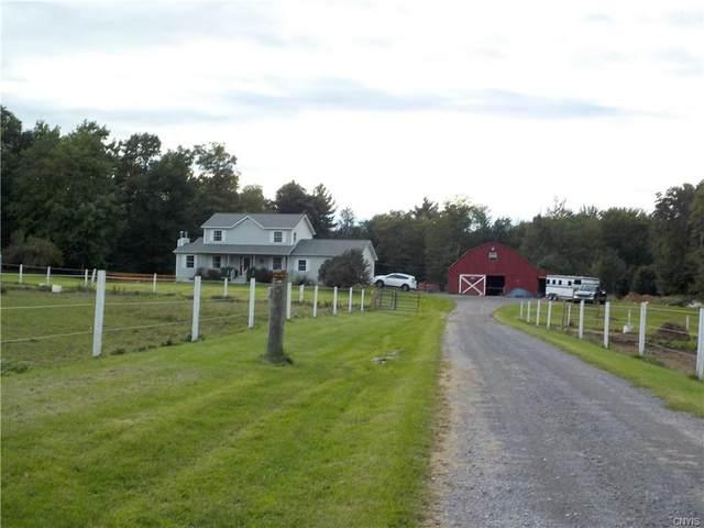 555 Toad Harbor Road, West Monroe, NY 13167 (MLS #S1370364) :: Serota Real Estate LLC