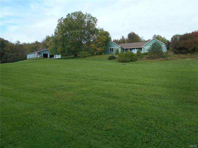 6171 State Route 80, Tully, NY 13159 (MLS #S1370376) :: BridgeView Real Estate