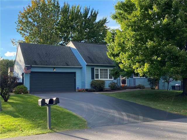 3749 Theodolite Drive, Clay, NY 13027 (MLS #S1370494) :: MyTown Realty