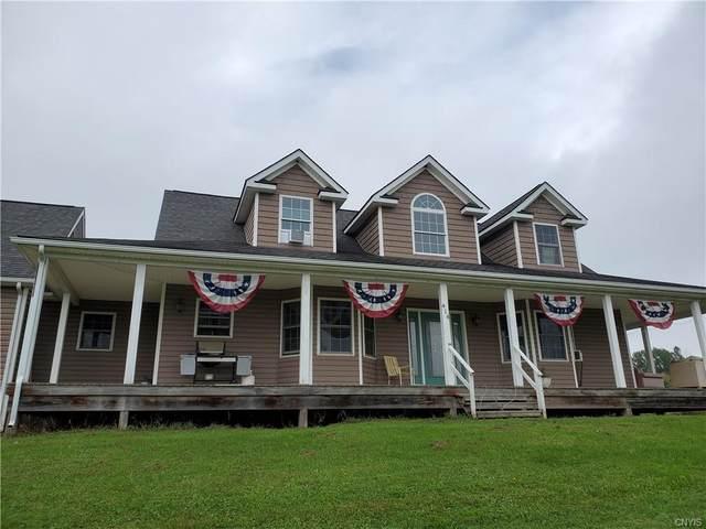 414 Cline Road, Victor, NY 14564 (MLS #S1370572) :: Serota Real Estate LLC