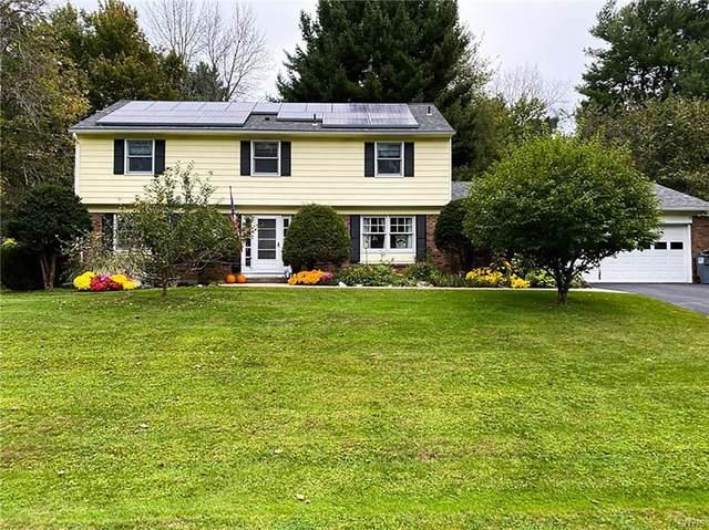 47 Heritage Parkway, Glenville, NY 12302 (MLS #S1370642) :: Serota Real Estate LLC