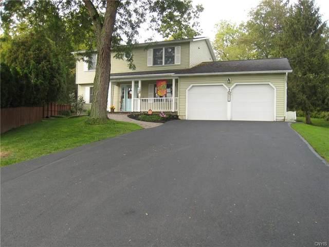 606 Bronson Road, Geddes, NY 13219 (MLS #S1370645) :: Serota Real Estate LLC